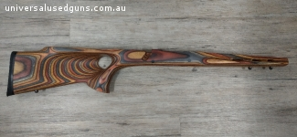 BOYD RUGER M77 SHORT ACTION THUMBHOLE STOCK