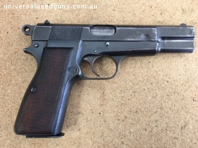 Browning High Power Pistols