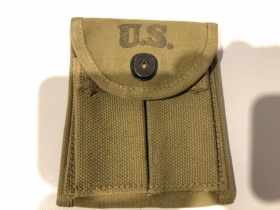 Colt 45 World War Two Magazine Pouch 1943