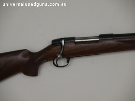 Carl Gustov .300win Custom rifle
