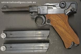 Mauser S/42 1937 P08