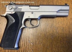 Smith & Wesson 10mm
