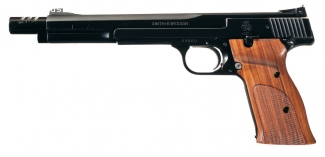 Smith & Wesson Model 41, 41-1, or 46