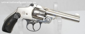 Smith & Wesson top break revolver