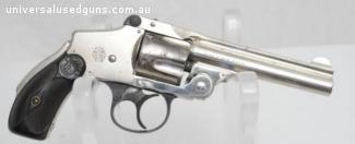 Smith & Wesson top break revolver