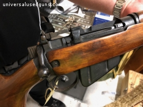 Stock to suit Lee Enfield No. 5 Jungle Carbine.