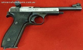 Vostok  Margolin semi-automatic target pistol, 22 LR