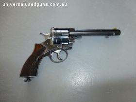 Webley Revolver  Rare