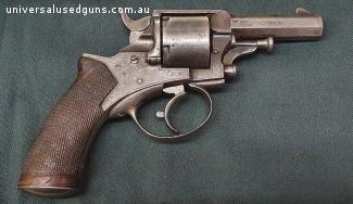 William Tranter Large frame .45 Revolver