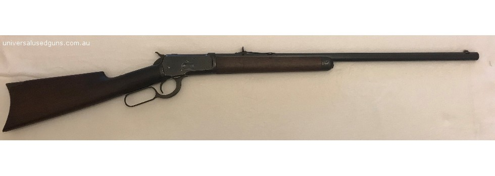 1892 Winchester would be in very good condition but there is some pitting on barrel and action....Show Details
