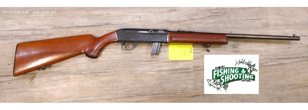 #2221 GEVARM CARABINE 22LR SA ***CONSIGNMENT SALE***