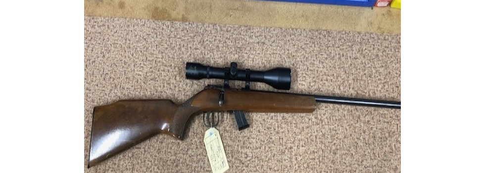 Anschutz Model 1450 rifle A very good to excellent Anschutz model 1450 bolt action rifle. Fitted with Supe...Show Details
