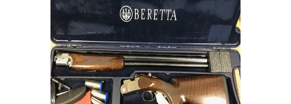 Beretta 686 Onyx Shotgun An excellent Beretta 686 Onyx under and over shotgun in as new condition. Has fi...Show Details