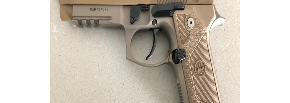 Beretta M9A3 Pistol Beretta M9A3 pistol in excellent condition. This pistol has done very little wor...Show Details