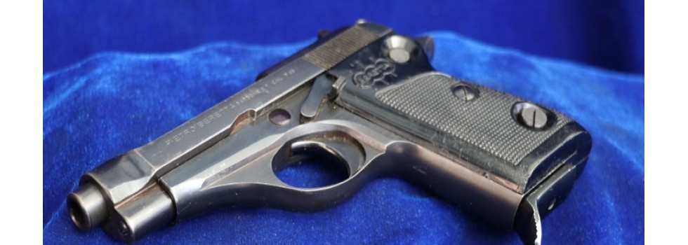 Beretta Model 70 7.65mm Semi A... A scarce Beretta Model 70 7.65mm Semi Auto Pistol in excellent condition...Show Details