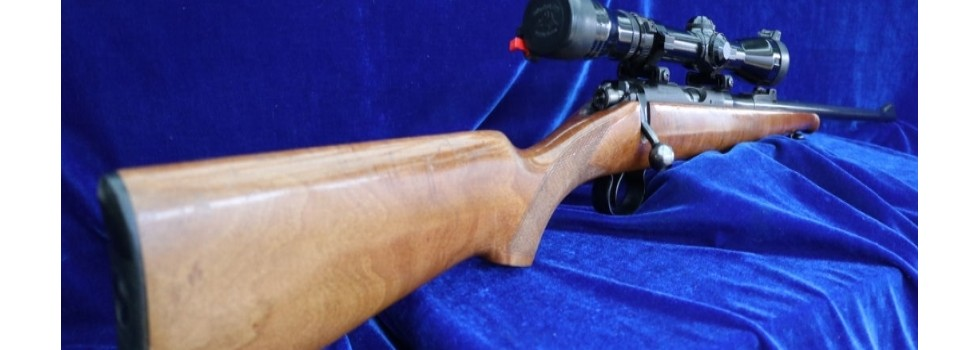 BRNO Model 2 22LR Bolt Action ... A 1968 manufacture BRNO Model 2  22LR Bolt Action Rifle. In very good condition ...Show Details