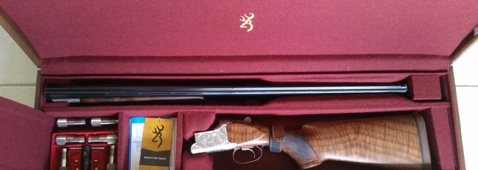 BROWNING 325 GRD 5 12g Sporter... Manufactured  in 1988, this grade 5 Browning is in excellent condition, appears ...Show Details