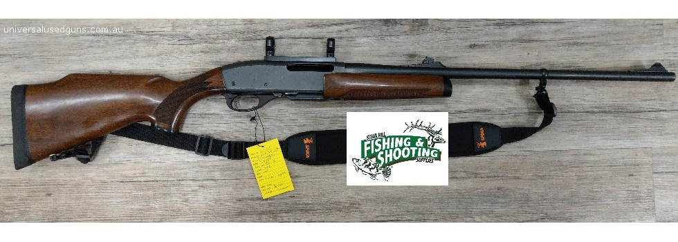 #C095 REMINGTON 7600 308WIN PA Firearm is in overall very good condition.  There are some marks in the matte bl...Show Details