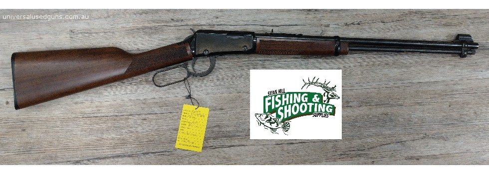#C097 HENRY 22WMR LEVER ACTION PRACTICALLY NEW - NO MARKS, NO WEAR AND TEAR, NO DAMAGE