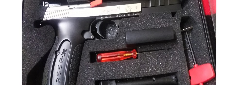 Hammerli x-esse ipsc Hammerli x-esse IPSC