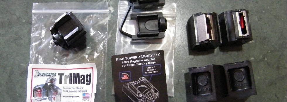 High Tower Armoury 10/22 Mag C... High Tower Armoury 10/22 Magazine Dual Coupler x 2 price includes post (tri sold...Show Details