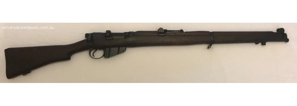 Lithgow SMLE MK3 bolt and action are matching numbers, barrel is good....Show Details