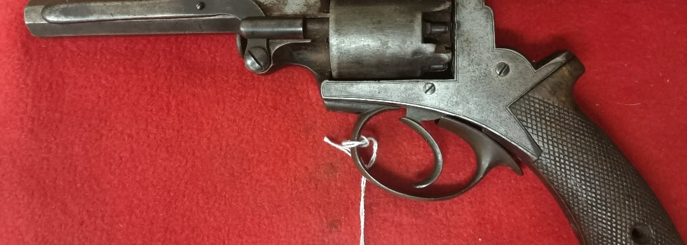 London Armoury Adams revolver London Armoury Adams revolver