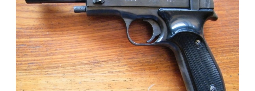 WRECKING Margolin MCM 22lr S/A... Margolin MCM 22lr Semiauto 10 Shot 153mm Brl Adjustable Sights Front & Rear Sigh...Show Details