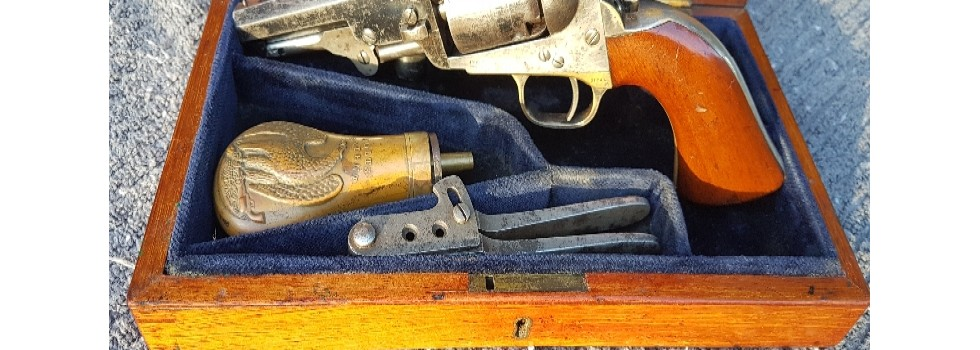 Rare 6 shot Colt 1489 Pocket, ... Here we have a great condition Pocket with 4 inch barrel and 6 shot cylinder.  G...Show Details