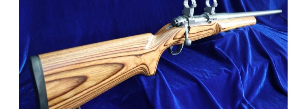 Ruger M77 Mark2 .223Rem Bolt A... Ruger M77 Mark2 .223Rem Bolt Action Rifle with laminated stock. Very Good all ro...Show Details