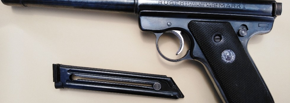 Ruger mk I Ruger mk 1. 22
