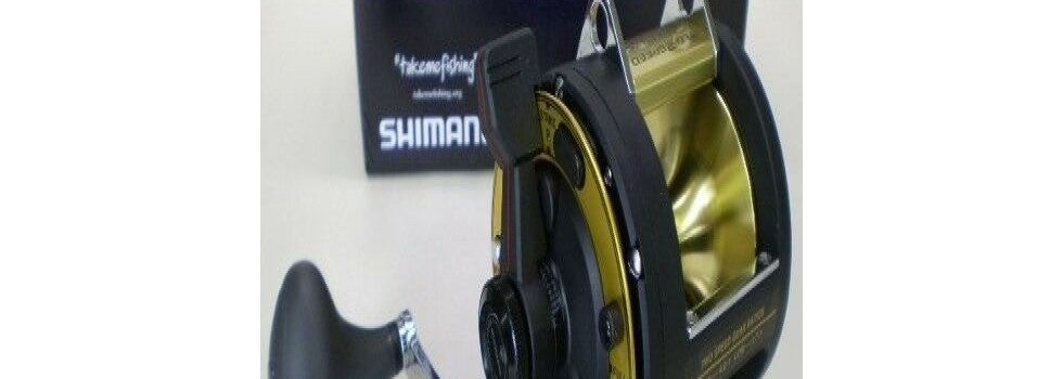 SHIMANO TLD 20A 2 SPEED
