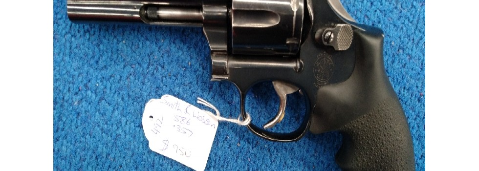 Smith & Wesson 586 Smith & Wesson 586