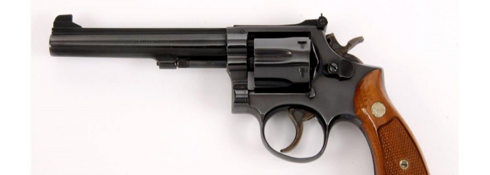 Smith & Wesson Model 16 K32 Wanted Smith & Wesson K-32 / Model 16 in 32 S&W....Show Details