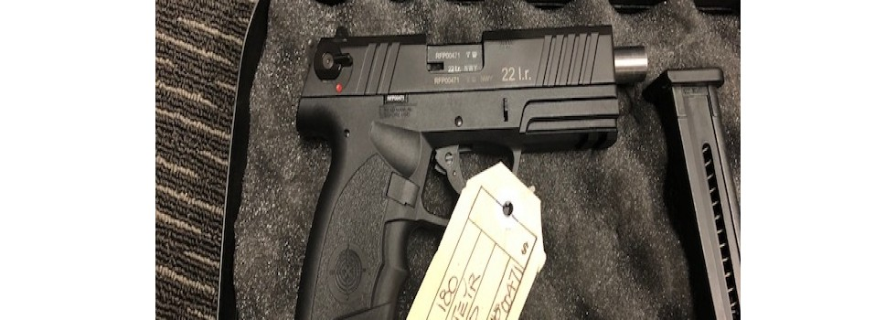 Steyr RFP Pistol An excellent as new Steyr RFP pistol that was purchased new October 2019. Has fi...Show Details