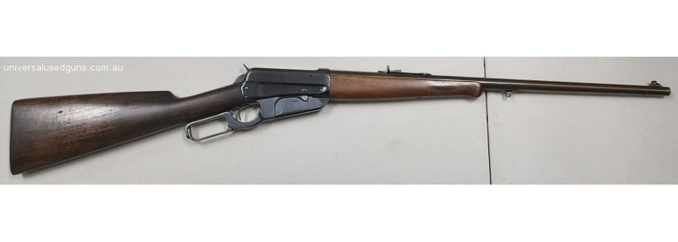 WINCHESTER 95 L/A 405 WIN AN EXCELLENT EXAMPLE OF AN 1895 MODEL WINCHESTER Serial number 90823   Circa 191...Show Details